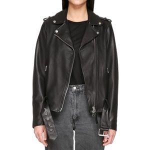 Mackage Chiara Leather Jacket